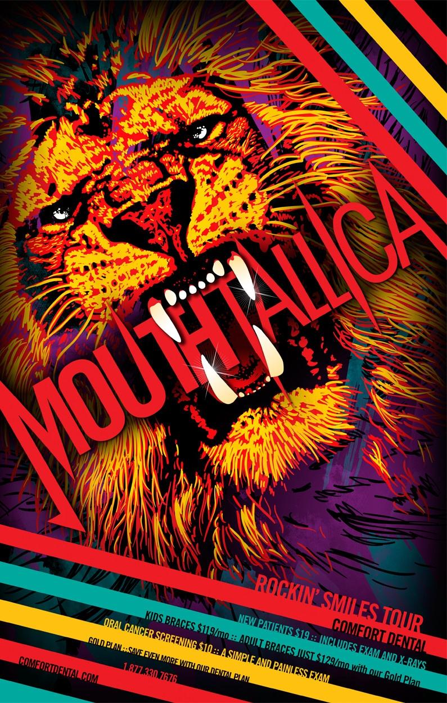 Mouthtallica