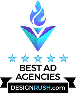 Top 25 DesignRush's Ad Agencies - Medina Communications